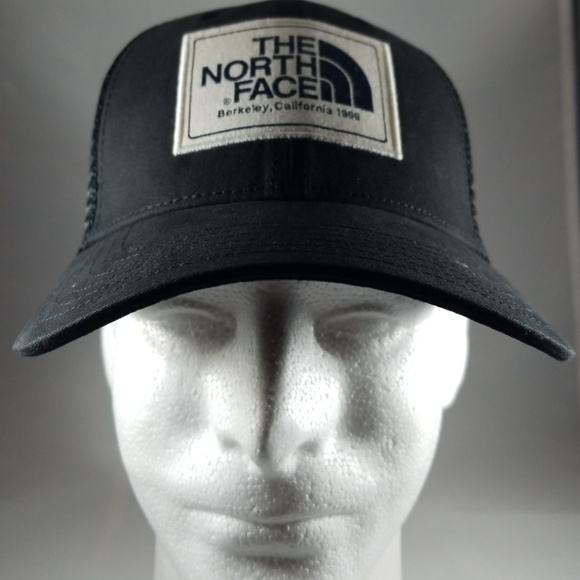 8010988fa21eb8 The North Face Accessories | Mudder Trucker Mesh Snapback Cap | Poshmark